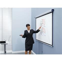 Nobo Projection Screen Wall Mounted 2000x1513mm 1902393