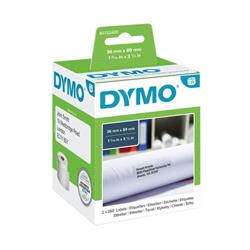Dymo 99012 LabelWriter Large Address Labels 36mm x 89mm White S0722400