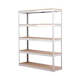 Zamba Grey Stock/Archiving Shelving W1500mm  Ref STS834556