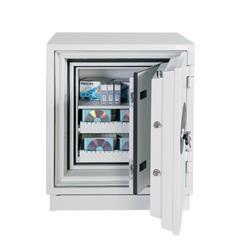 Phoenix Datacare Safe 2 Hour Fire Protection High Quality Key Lock 77L 222kg W690xD720xH855mm Ref DS2003K