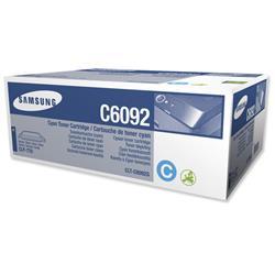 Originale Samsung Toner ciano - CLT-C6092S-ELS