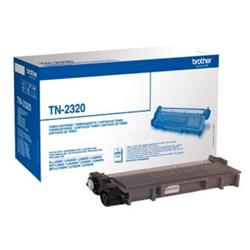 Originale Brother TN-2320 Toner alta capacità nero