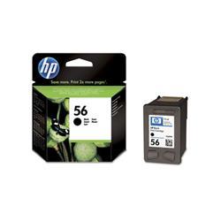 Cartuccia HP 56 - originale HP - nero - C6656AE