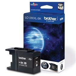Originale Brother stampanti e multifunzione laser Brother - Toner - 2400 - LC-1280XL-BK - nero
