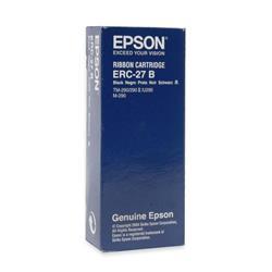 Originale Epson C43S015366 Nastro ERC-27B nero
