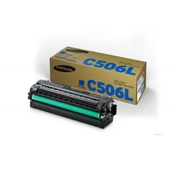 Originale Samsung CLT-C506L/ELS Toner alta resa - Ciano