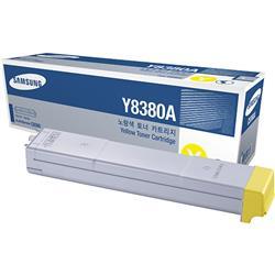 Originale Samsung Toner giallo - CLX-Y8380A-ELS