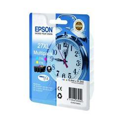 Multipack originale Epson T2715 - tricromia - C13T27154010 - conf. 3