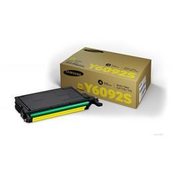 Originale Samsung Toner giallo - CLT-Y6092S-ELS