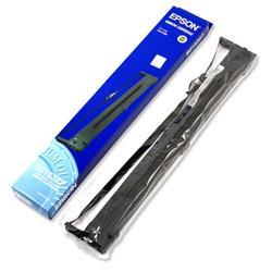 Originale Epson - stampanti ad aghi - Nastro - nero - C13S015327