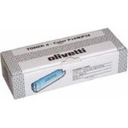 Originale Olivetti B0821 Toner ciano
