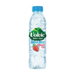 Volvic Touch of Fruit Water Bottle Strawberry 500ml Ref 122440 [Pack 12]