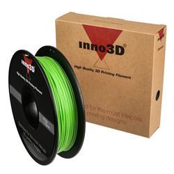 Inno3D ABS Filament for 3D Printer 1.75x200mm Green Ref 3DPFA175GN05