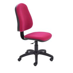 Calypso II Single Lever Chair - Claret Ref CH2804CL