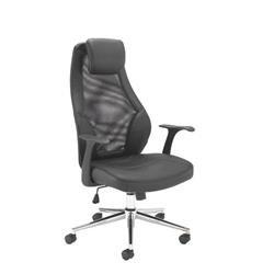 Fonseca Mesh Chair - Black Ref CH2403BK