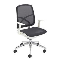 Zico Mesh Chair - White Ref CH0799