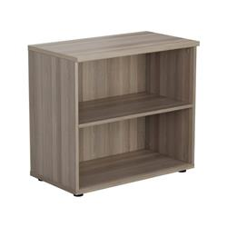 Mezzo Desk High Book Case - Grey Oak Ref TES745GO