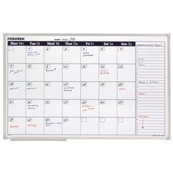 Franken Month Planner Magnetic W900xH600mm Ref VO-7