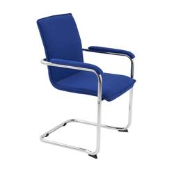 Pavia Fabric Chair - Royal Blue Ref CH3235RB