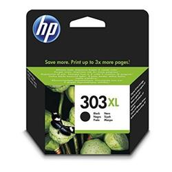 HP 303XL (Yield 600 Pages) High Yield Pigment-based Original Ink Cartridge (Black)