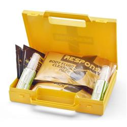 Click Medical Body Fluid Spill Kit (Two Applications) Ref CM0605