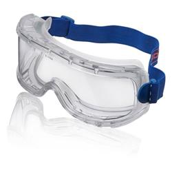 BBrand Wide Vision Goggles Clear BBWVG [Pack 5]