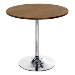 Adagio 800 Trumpet Base Table - Walnut Ref CH0676WA
