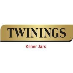 Twinings Kilner Jars with Pre-printed Labels Ref F14280 [Pack 3]