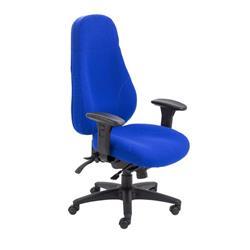 Cheetah Fabric Chair - Marine Ref CH1111MA