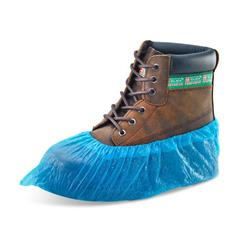 Click Once Economy Disposable Overshoe Waterproof Blue Ref DOSECB [Pack 2000]