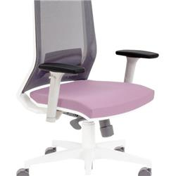 Pair of Rome Folding Arms - White Ref AC7009WH