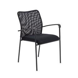 Start Visitor Chair - Black Ref CH1742BK