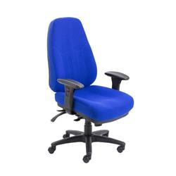 Panther Fabric Chair - Marine Ref CH1108MA