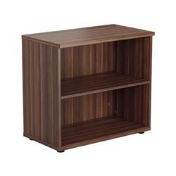 Mezzo Desk High Book Case - Dark Walnut Ref TES745DW