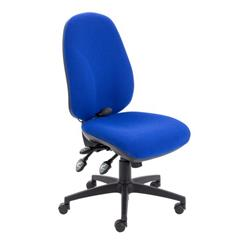 Maxi Ergo Chair - Royal Blue Ref CH0808RB