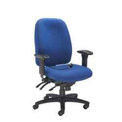 Vista High Back Chair - Royal Blue Ref CH0903RB