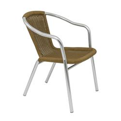 Plaza Armchair - Wicker - Natural Ref CH0660NT