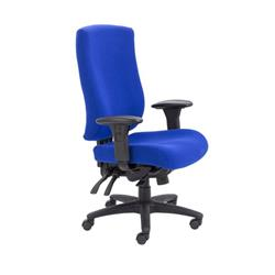 Marathon Heavy Duty Fabric Chair - Marine Ref CH1106MA