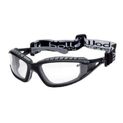 Bolle Tracker Clear Safety Glasses Ref BOTRACPSI [Pack 10]