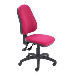 Calypso II High Back Deluxe Chair - Claret Ref CH2801CL