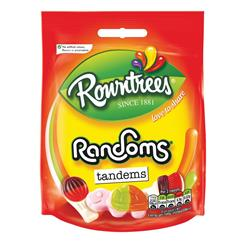Rowntree Randoms Bags 150g Jelly Sweets Ref 12400064