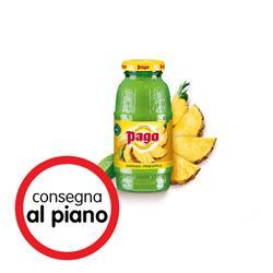 Succo di frutta PAGO Ananas 100%  200 ml - conf. 12