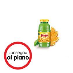 Succo di frutta PAGO Arancia 100%  200 ml - conf. 12