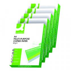 Box Q-Connect A4 80gsm copier paper