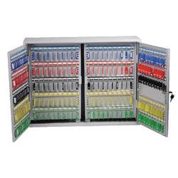 Home Security Phoenix Commercial Key Cabinet KC0606K 400 Hook with Key - KC0606K