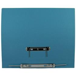 Q-Connect Transfer File 35mm Capacity Foolscap Blue (Pack of 25) KF26061