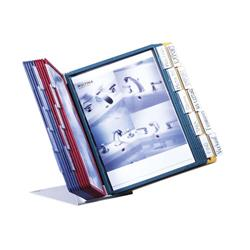 Durable Vario Desk Unit 20 Display Panel System Assorted 5699/00