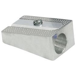 Metal Pencil Sharpener (Pack of 50) LL02800