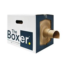 The Boxer Recycled Paper Roll 80gsm 350mm x 450m WX07623