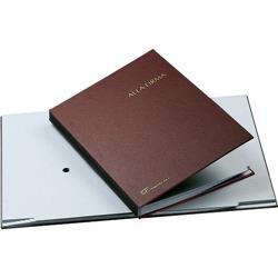 Libro Firma Fraschini - 14 intercalari - rosso
